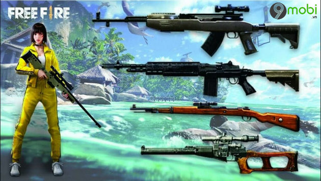 cach tao combo sung tot nhat trong free fire