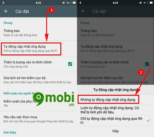 cach chan ung dung android tu dong cap nhat 3