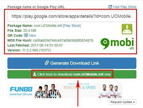 top 3 trang web cho tai file apk tu google play store 4