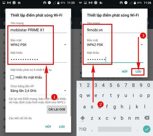huong dan phat wifi tren mobiistar prime x1 5
