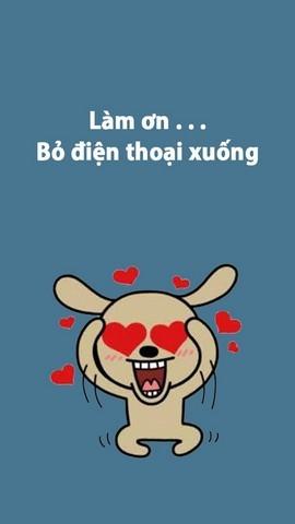 Hinh nen dien thoai Lam on Bo dien thoai xuong