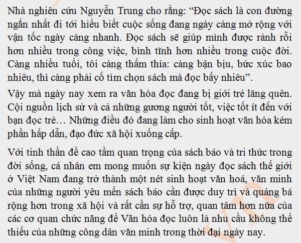 Chon lam dai su van hoa doc nam 2021