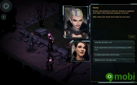 download Shadowrun: Dragonfall miễn phí