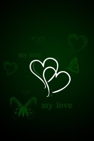 hinh nen valentine cho iOS