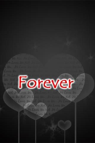 hinh nen forever love
