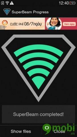 Sử dụng Wifi Direct chia sẻ dữ liệu điện thoại Oppo