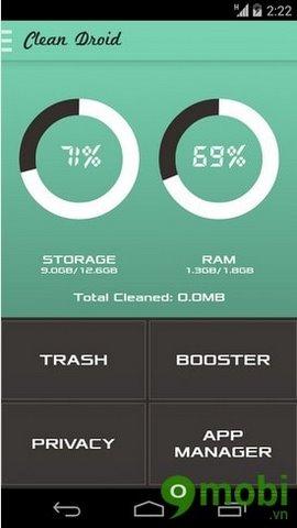 Clean Droid miễn phí