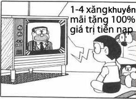 anh che 1/4 nobita