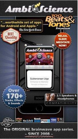 100 Binaural Beats and Tones! Premium*| AmbiScience miễn phí