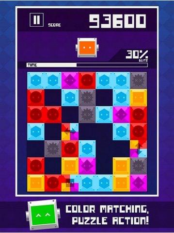 Blitz Block Robo miễn phí