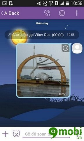 how to delete viber conversation on iphone