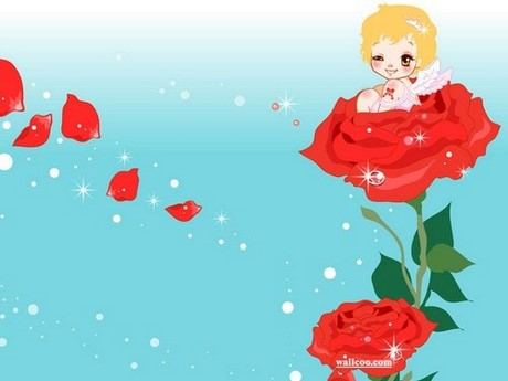 hinh nen de thuong hoa hong