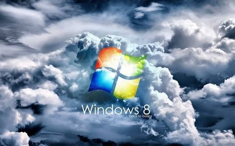 hinh nen doc windows 8