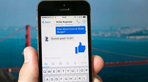 Sử dụng Facebook Messenger hiệu quả nhất