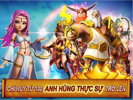 Hero Sky cho Android mien phi