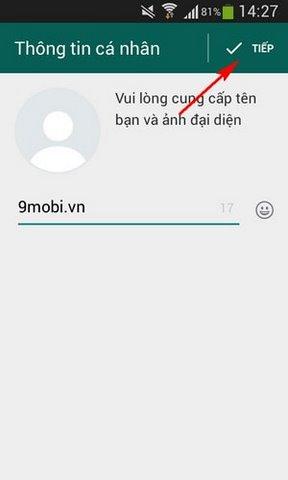 cach dang ky va tao tai khoan whatsapp