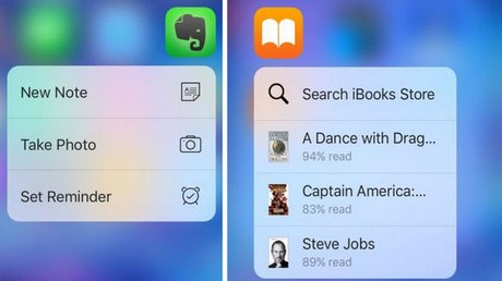 meo su dung 3d touch