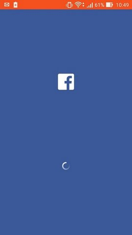login facebook tren iphone