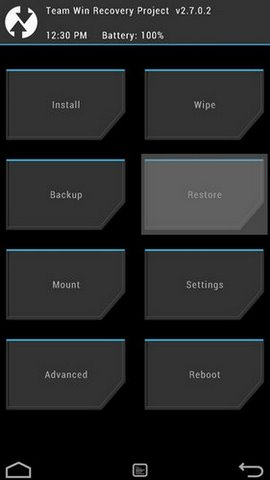 root galaxy s6, cai twrp samsung s6