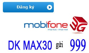 dang ky 3g mobifone max30