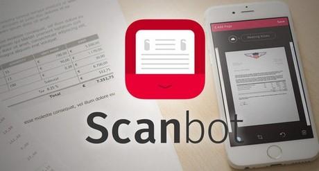 scan tai lieu bang iphone