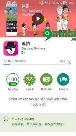 cai dat doupai android