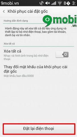 khoi phuc cai dat oppo r7 plus