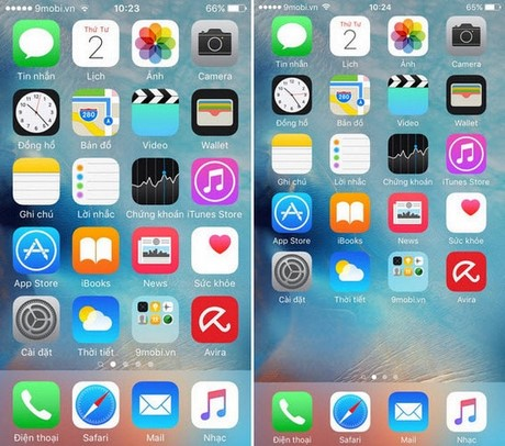 bieu tuong iphone