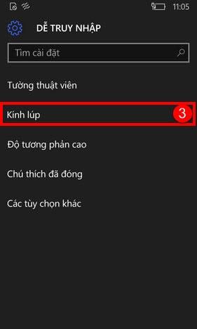 thu nho icon winphone