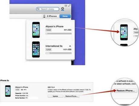 khac phuc loi Touch ID khi nang cap iOS