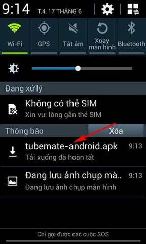 tai video youtube tren zenfone 2
