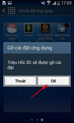 go ung dung android