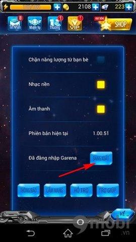ket ban facebook trong game chien co huyen thoai