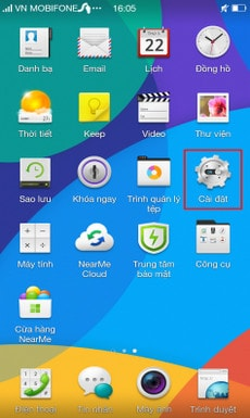 screenshot oppo