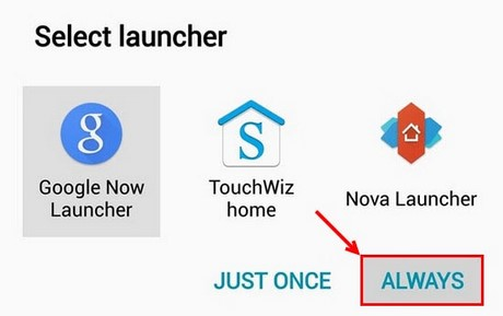đổi TouchWiz trên Galaxy S6