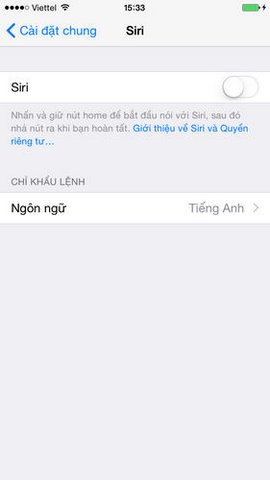 tat siri tren iphone