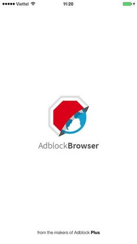 Setup trình duyệt web Adblock trên iPhone