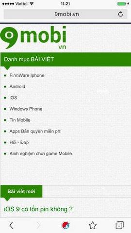 tải trình duyệt web Adblock cho iPhone