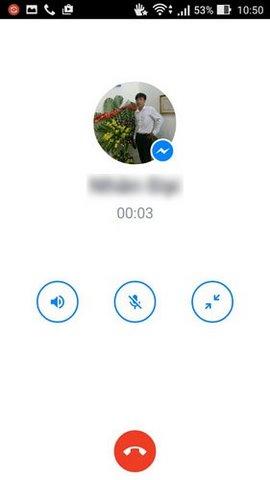 goi dien facebok tren zenfone nhu the nao