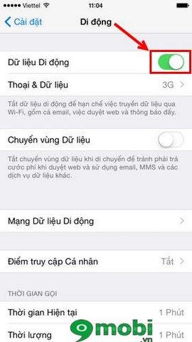 cap phep 3g iphone
