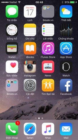 Download iOS 9, Link tải iOS 9 cho iPhone, iPad