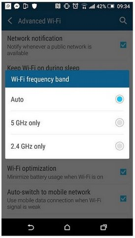 tang toc wifi android