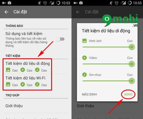 Cách tiết kiệm 3G khi xem Netflix trên iPhone, Samsung, HTC, LG...