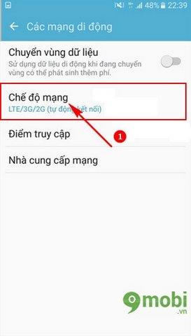 kich hoat 4G Samsung