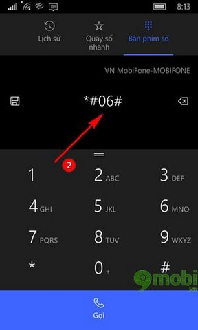 cach kiem tra imei lumia 930