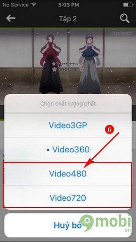 Zing TV cho iPhone
