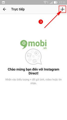 cach dung instagram direct