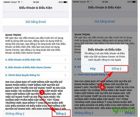 update ios 10.1 cho iPhone