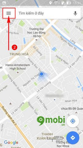 kiem tra tac duong voi google maps