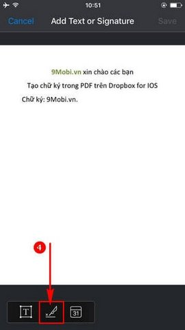 dropbox cho android